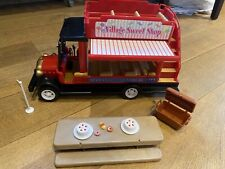 Sylvanian Families Red Bus And Picnic Set