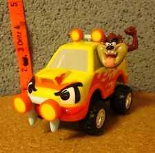 Taz monster truck Looney Tunes toy vehicle Tasmanian Devil country Decopac 1990s