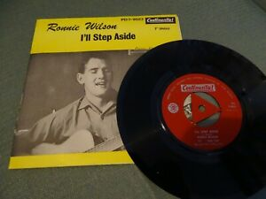 """7"""" S.AFRICAN - RONNIE WILSON - HEARTACHES BY THE NUMBER"""