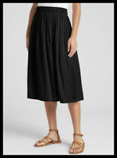 80d2e90d8 Gap Women's NWT Pleated Midi Skirt Size Large Color Black