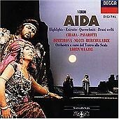 Aida Highlights (Pavarotti/Maazel), Giuseppe Verdi, Very Good