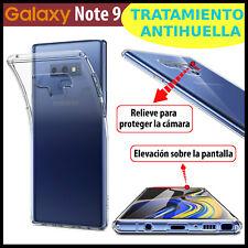 Funda para Samsung Galaxy Note 9 TPU de Gel Transparente Carcasa Silicona