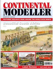 Continental Modeller January 2016
