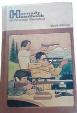 Hornady Handbook of Cartridge Reloading Manual 3rd Edition