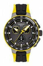 New Tissot T-Race Chrono Cycling Tour De France 2019 Mens Watch T1114173705700