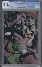 BATMAN: THE KILLING JOKE CGC  WHITE 1988 1ST PRINT CLASSIC STORY