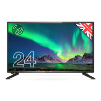 """Cello C2420S 24"""" Inch HD Ready LED TV with Freeview HD, HDMI, USB and VGA"""
