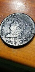 1812 classic / turban head large cent