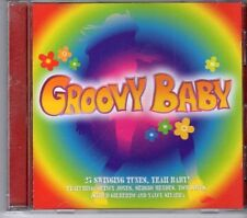 (FD766) Groovy Baby, 25 tracks various artists - 2002 CD