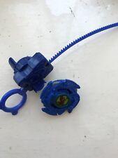 RARE HASBRO ORIGINAL CLASSIC FIRST GENERATION DRANZER BLUE BEYBLADE