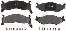Disc Brake Pad Set-Rear Drum Front Parts Plus by Raybestos PPB524M
