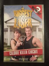 The Biggest Loser Workout 3 : Calorie Killer Circuit Region 4 - DVD - Brand New