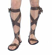 ROMAN SANDALS mens shoes greek medieval renaissance