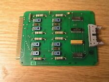 Electroglas 28V Solenoid Drivers Assy 114824-001 Rev. A