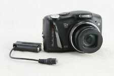 Canon PowerShot SX150 IS Digital Camera For Parts Or Repair. Flash Will Not Work