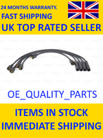 Ignition Wires Leads Set Kit Spark Plug Cables 0986356762 BOSCH for Suzuki