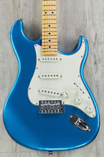 Tagima TG-530 Woodstock Series Strat Style Electric Guitar - Lake Placid Blue