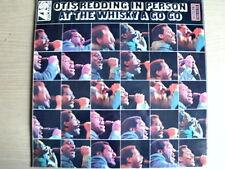 "OTIS REDDING In person At The Whisky a Go Go -SD33-265 LP 33 12"" GIRI ATCO [D1]"