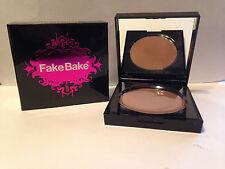FAKE BAKE BRONZY BABE FACE & BODY BRONZING COMPACT POWDER - FULL SIZE