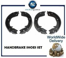 FOR MITSUBISHI PAJERO SHOGUN 3.5 V6 GDi 3.2DT IMPORT 1999-> HAND BRAKE SHOES SET