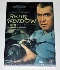 "Alfred Hitchcock ""Rear Window"" James Stewart 1954 Classic Dvd"