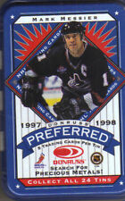 Mark Messier 1997 Donruss Collectible Tin Box