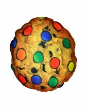 Cookie Novelty Food Throw Pillows Lifelike Designs - Easy to Clean #344355