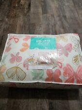 Pillowfort twin comforter New! Butterflies girl