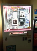 Winners Cube Arcade Prize Redemption Game BIG PROFITS!