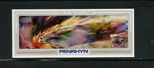 T710 Penryhn 1986 comet space Halley sheet MNH