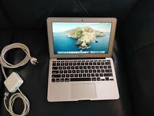 Apple Macbook Air 11 Intel i5 1.6GHz,4GB,128GB SSD,MacOs Catalina2019,Office
