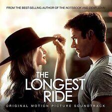 NEW The Longest Ride (Original Soundtrack Album) (Audio CD)