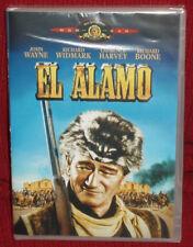 THE ALAMO - THE ALAMO - DVD - NEW - JOHN WAYNE - ACTION - AVENTURAS - WESTERNS