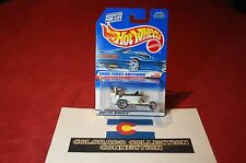 Hot Wheels - First Editions #13 - 1998 Hw Collector #648 Toilet 1:64 White