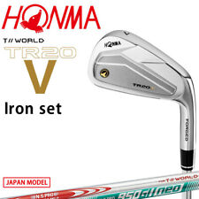 JPN spec Honma Golf Japan TOUR WORLD TR20 V Iron set #5,6,7,8,9,10 NSPRO S 2020c