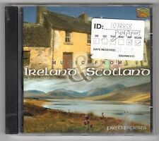 (GY832) Music From Ireland & Scotland, The Pied Pipers - 2002 CD