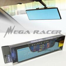 Broadway Blue Tint 270MM Flat Universal Interior Auto #Ga25 Wide Rearview Mirror
