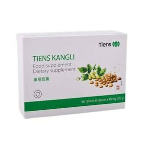 Tiens Kangli Capsules ,60 Caps × 470mg .Authentic Tiens Shipping Tiens London