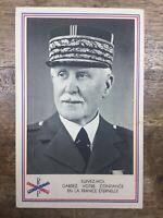 Maréchal Pétain 1942 Rare Carte Postale Document Guerre 39/45