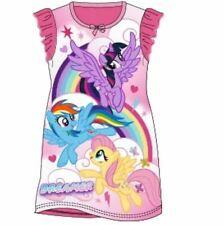 Girls My Little Pony nightie nightgown nightwear pyjama nightie Age 2 to 8 years