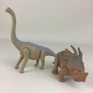 Dinosaur Brachiosaurus McDonalds Disney Dinosaur Figure Movie Baylene Eema Lot