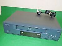 AMSTRAD VCR510 Video Cassette Recorder VHS HQ VCR GREY FAULTY SPARES REPAIRS