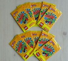 Lego Create The World Trading Cards  (10 x Unopened Packs) Sainsburys