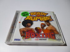 SEGA DREAMCAST USA IMPORT-Ready 2 Rumble-New Factory Sealed-Free UK POST
