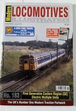June Illustrated Rail Transportation Magazines
