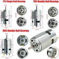 High Power Large Torque Motor 775/795/895 Motor Ball Bearing Shaft Low Noise