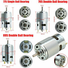 High Power Large Torque 775/795/895 Motor Ball Bearing Shaft Low Noise&Bracket