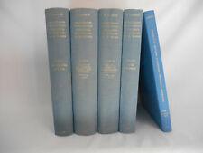 Saffroy Bibliographie généalogique héraldique et nobiliaire de la France 5 vol