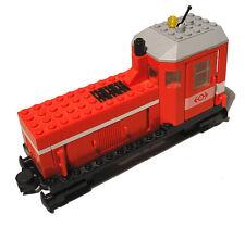 Lego® Eisenbahn 9V Lokaufsatz aus 4563 Load N' Haul Railroad Trains Türen Tür