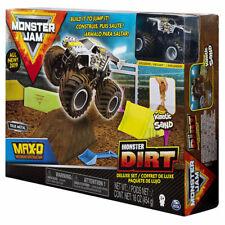 Monster Jam Max-D Monster Dirt Deluxe Set 1:64 6053299 - Spinmaster